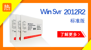 Windows Server 2012标准版
