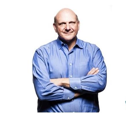 微软前CEO鲍尔默