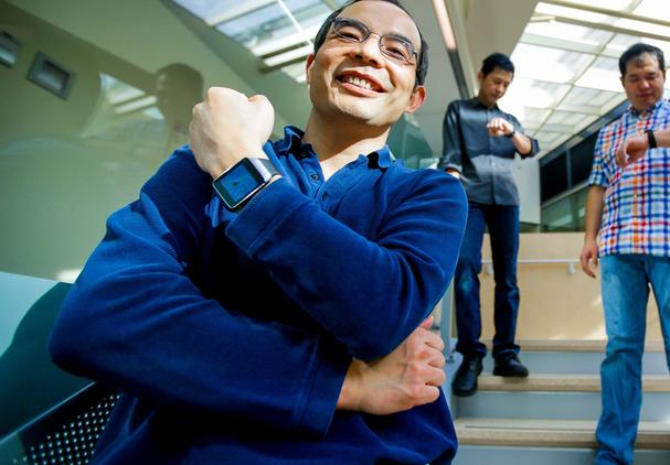 微软科学家