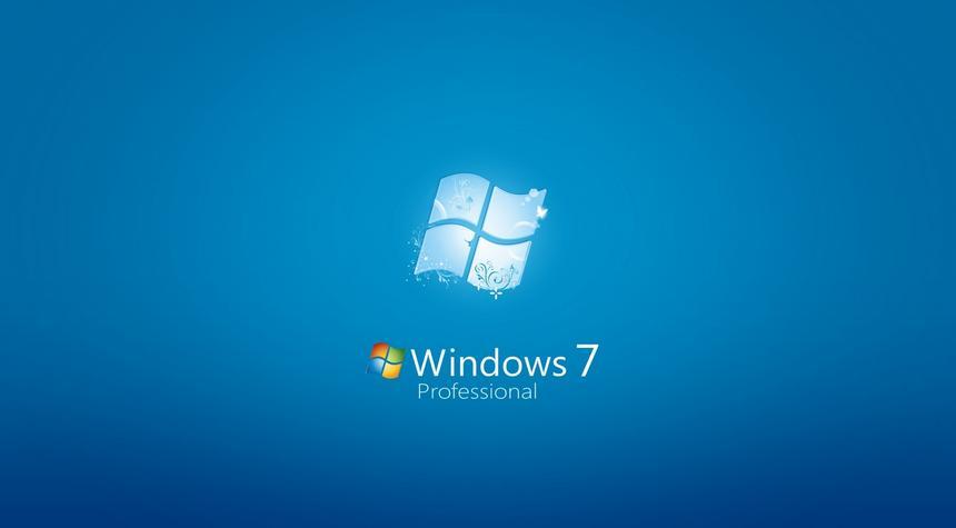正版化windows7