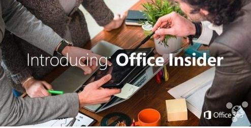 Office Insider项目