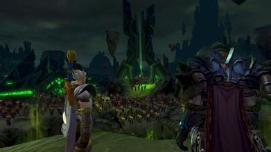 8月30日《魔兽世界:军团再临》上线