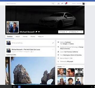 Win10 UWP版《Facebook》v4.0正式发布