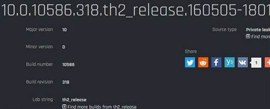 Win10 Mobile预览新版10586.318迭代测试