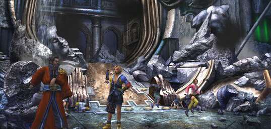 《最终幻想10:HD重制版》登陆PC