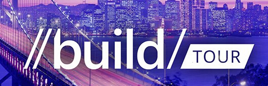 Win10开发走起,微软Build2016世界巡展开启报名