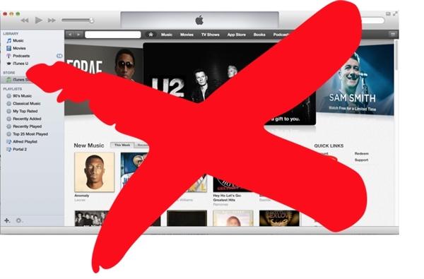 苹果计划2年内放弃iTunes音乐下载服务