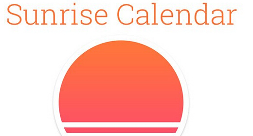 微软宣布停止支持Sunrise日历