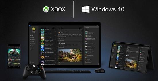 推广win10不留余力,微软宣布所有Xbox One游戏都将支持Win10