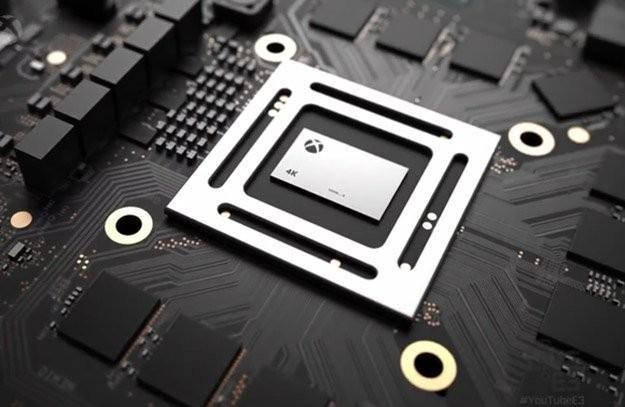 微软新游戏主机的运算赶超PC