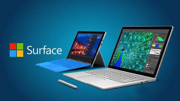 微软的新一代Surface