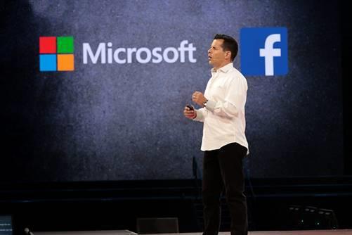 Facebook下注Office 365