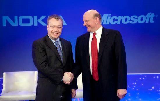 与微软的WP授权协议到期后,诺基亚要怎么办?_正版软件商城聚元亨