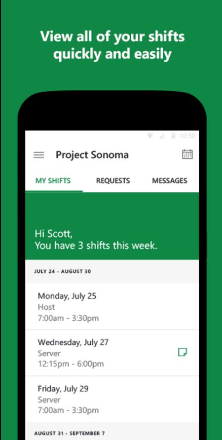 微软测试Project Sonoma生产力应用 帮助倒班工人_微软金牌代理商聚元亨