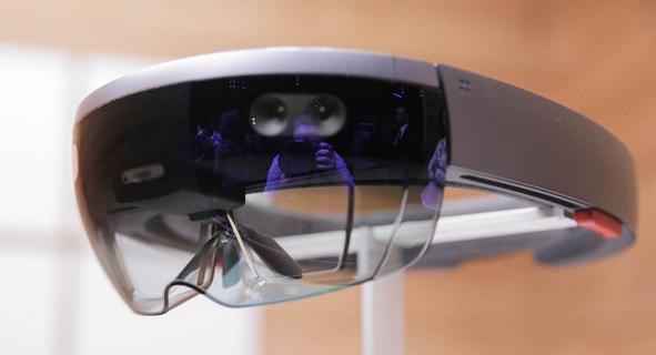 微软HoloLens大揭秘很多深度传感器-正版软件商城聚元亨