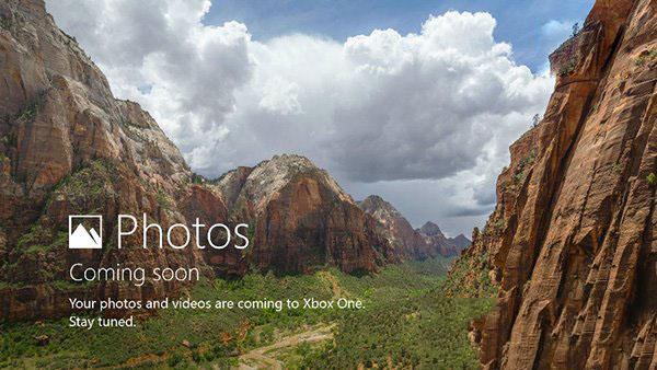 Win10统一平台战略:Xbox One将迎来《照片》应用