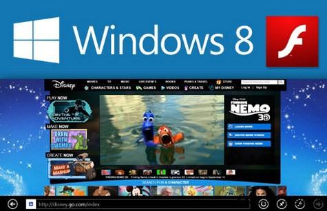 微软Win8平台IE10与Adobe Flash插件的故事-正版软件商城聚元亨