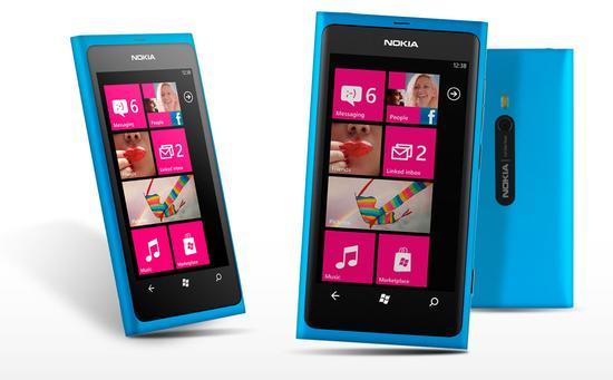 Nokia-Lumia-800-224 WindowsPhone市场占比再度下降-正版软件商城聚元亨