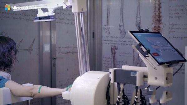 微软Surface Pro 4平板电脑能治病?