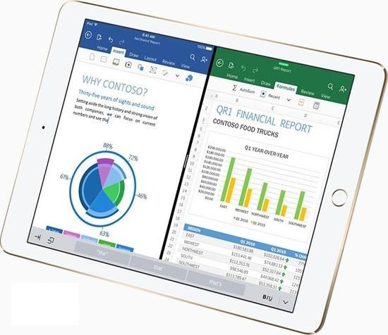 微软为iOS版《office》推送v1.25更新