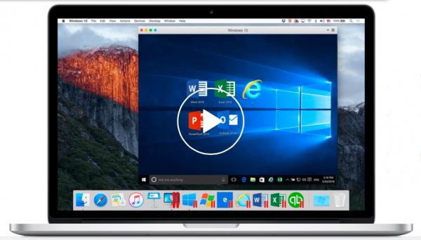 如何让Mac设备上完美运行Win10?