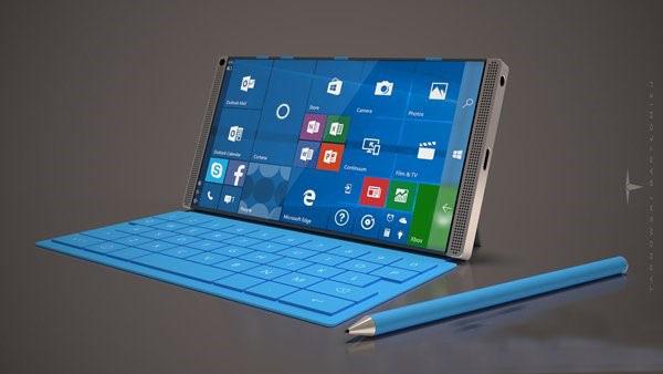 微软Surface Phone新概念图曝光-正版软件商城聚元亨
