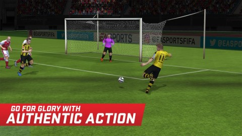 Windows 10 Mobile平台发布《FIFA 17 Mobile》-正版软件商城聚元亨
