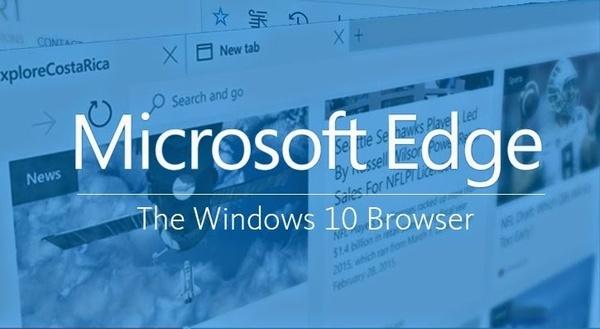 微软win10Edge浏览器闪退解决方案-正版软件商城聚元亨
