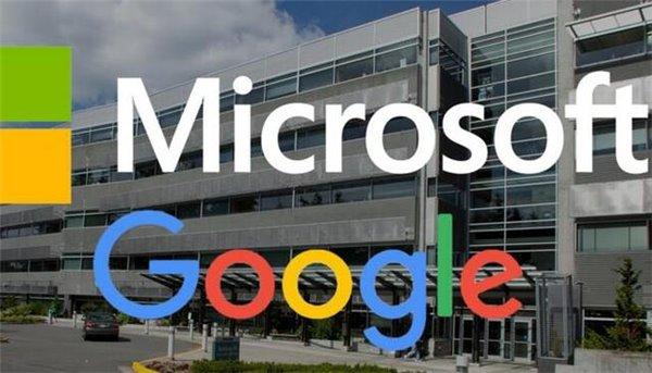 微软和谷歌握手言和:撤销彼此所有诉讼