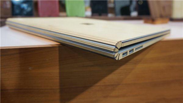 武装到牙齿:木质外壳Surface Book/Pro 4