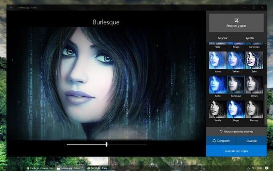 Windows 10默认图片应用Photos更新