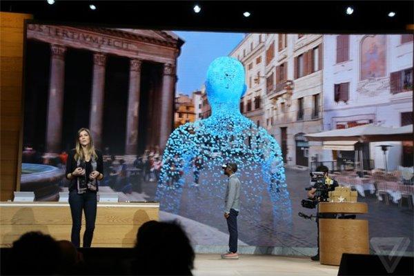 微软宣布Edge浏览器将支持HoloLens 3D浏览