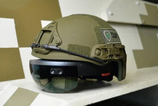 微软HoloLens新功能:军方作战-正版软件商城聚元亨
