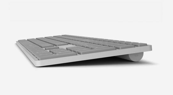 微软发布Surface键盘和鼠标-Surface键盘