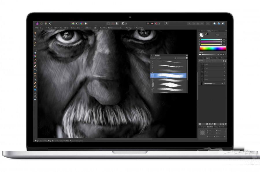 《Affinity Photo》推出Win7/Win10版下载-正版软件商城聚元亨
