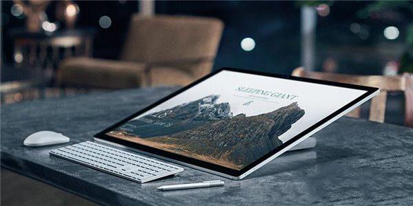微软首批Surface Studio开始发货-正版软件商城聚元亨
