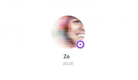 微软聊天机器人Zo-英文版小冰