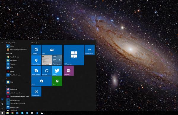 外媒指出,Andromeda是微软Composable Shell(CShell)项目的一部分,据悉微软会在今年晚些时候正式推出CShell。据了解,CShell就是为了适合不同的设备提供最适配的界面,该界面可以满足跨设备和跨版本之间进行实施缩放,确保几乎相同的外观。 当然,目前微软官方尚未正式确认Windows 10 Andromeda的存在,也许在今年的BUILD开发者大会上微软会公布更多的消息,而Composable Shell 或 Andromeda体验预计将在今年秋季的Redstone 3更新中